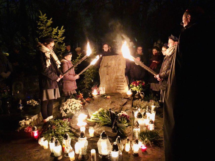Msza Św. w 5. rocznicę śmierci naszej patronki – dr Wandy Błeńskiej