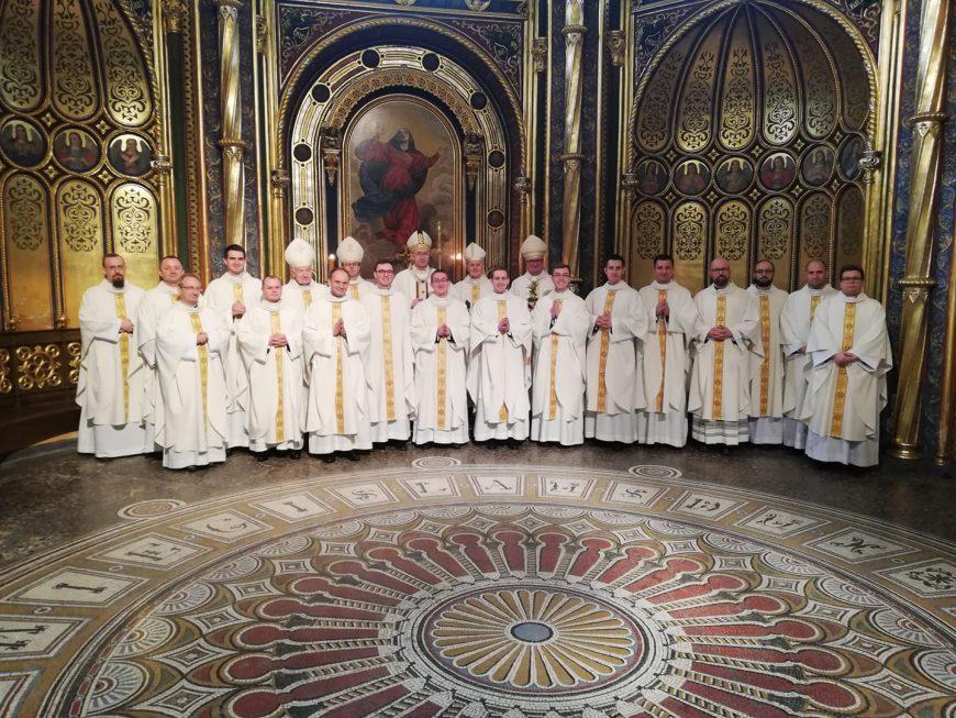 W AKM-ie pojawiło się dwóch nowych kapłanów!