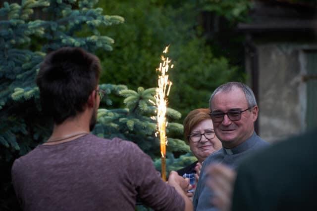Świętujemy pierwszą rocznicę święceń Opiekuna naszego Koła – biskupa Szymona Stułkowskiego